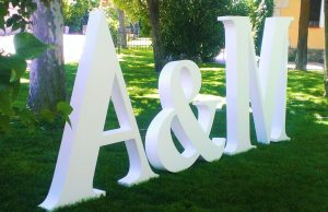 letras para boda