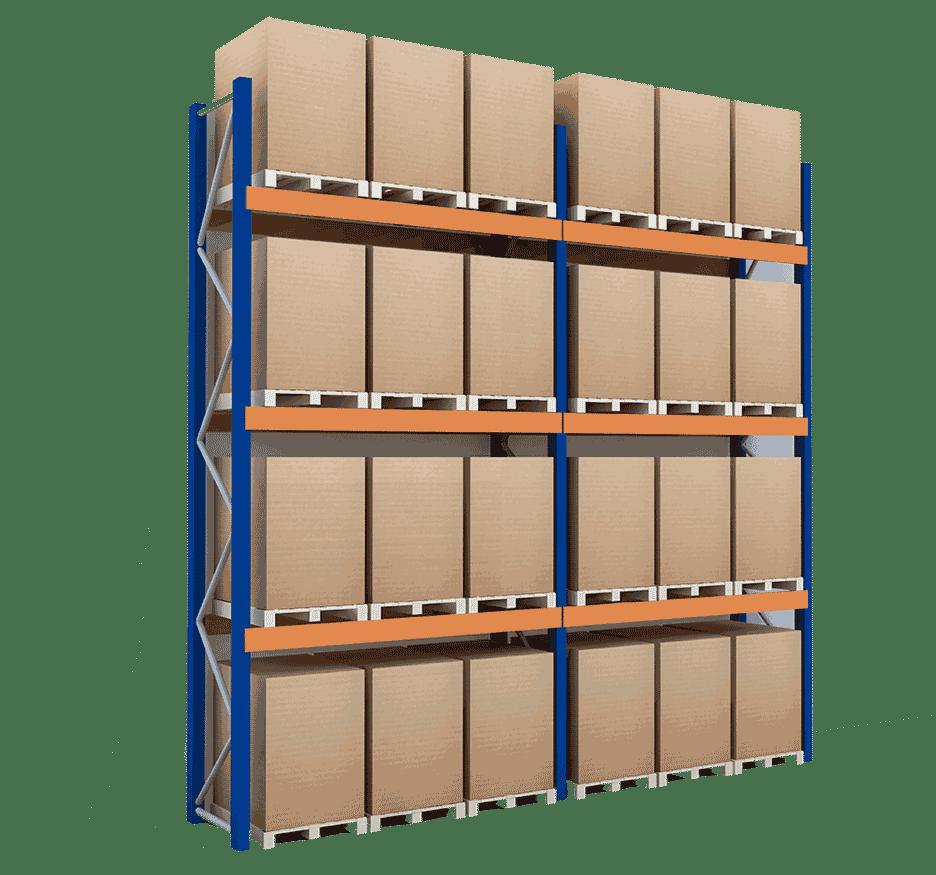 estanterias media carga