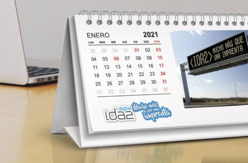 calendarios de mesa