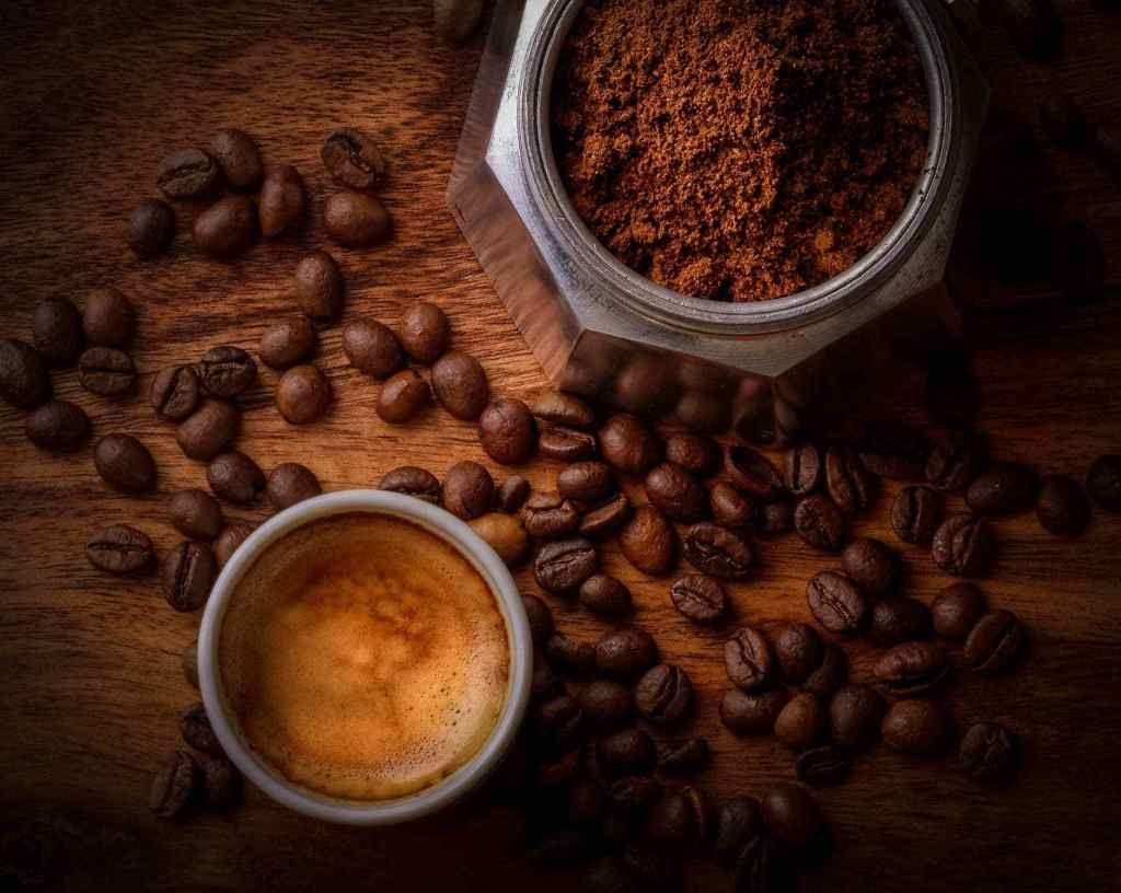 cafe molido