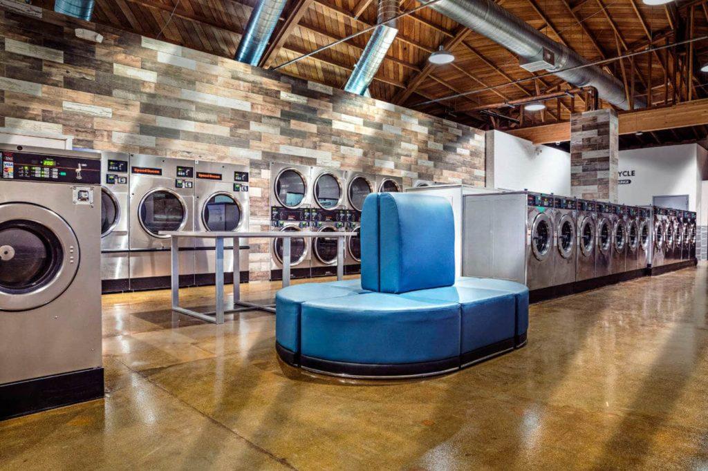 mantenimiento de una lavanderia
